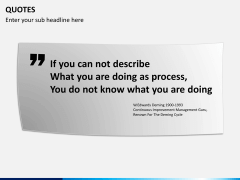 Inspirational quotes PPT slide 2