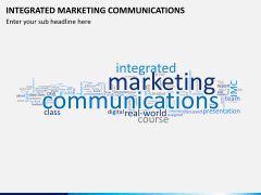 Integrated marketing communications PPT slide 10