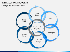 Intellectual property PPT slide 1