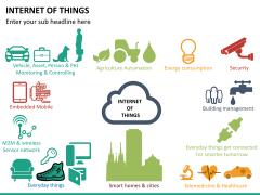 Internet of things PPT slide 19