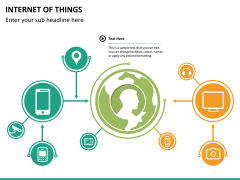 Internet of things PPT slide 23