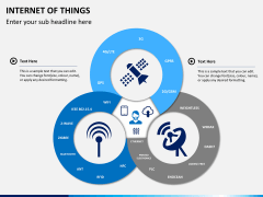 Internet of things PPT slide 1