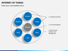Internet of things PPT slide 10