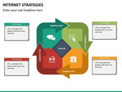 Internet strategy PPT slide 12