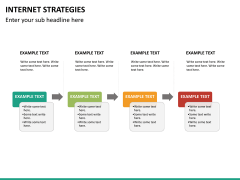 Internet strategy PPT slide 18