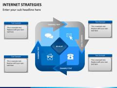 Internet strategy PPT slide 2