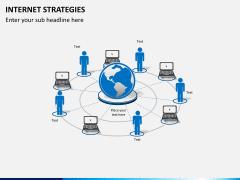 Internet strategy PPT slide 6