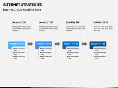 Internet strategy PPT slide 8
