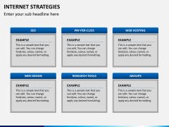 Internet strategy PPT slide 9