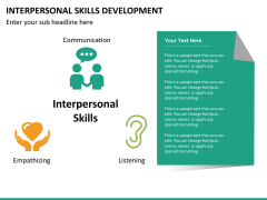 Interpersonal skills PPT slide 21