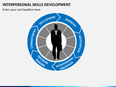 Interpersonal skills PPT slide 1