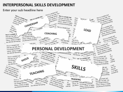 Interpersonal skills PPT slide 15