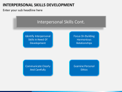 Interpersonal skills PPT slide 9