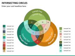 Intersecting circles PPT slide 11