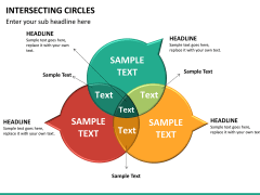 Intersecting circles PPT slide 20