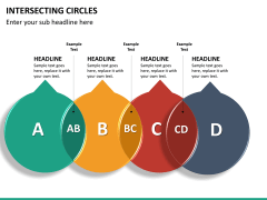 Intersecting circles PPT slide 15