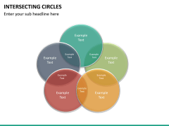 Intersecting circles PPT slide 16