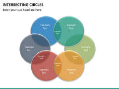 Intersecting circles PPT slide 17