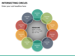 Intersecting circles PPT slide 18