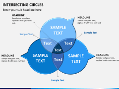 Intersecting circles PPT slide 10