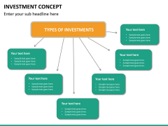 Investment concept PPT slide 20