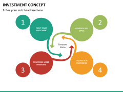 Investment concept PPT slide 13