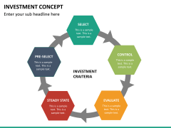 Investment concept PPT slide 15
