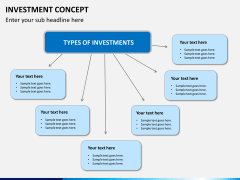 Investment concept PPT slide 10
