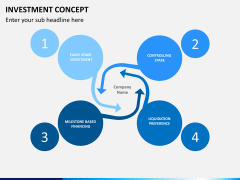 Investment concept PPT slide 3