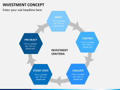 Investment concept PPT slide 5