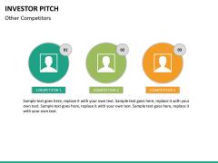 Investor pitch PPT slide 73