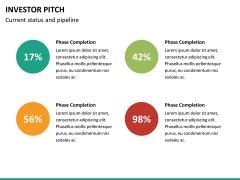 Investor pitch PPT slide 75