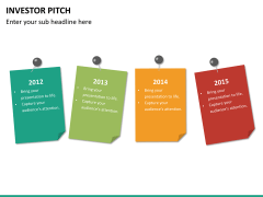 Investor pitch PPT slide 76