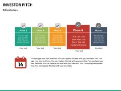 Investor pitch PPT slide 77