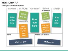 Investor pitch PPT slide 80