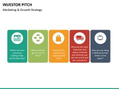 Investor pitch PPT slide 85