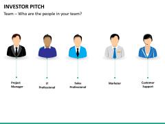 Investor pitch PPT slide 52
