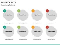 Investor pitch PPT slide 54