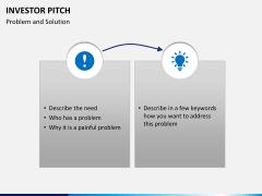 Investor pitch PPT slide 10