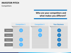 Investor pitch PPT slide 24