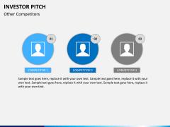 Investor pitch PPT slide 26
