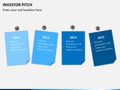 Investor pitch PPT slide 29