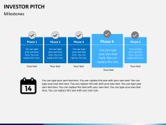Investor pitch PPT slide 30