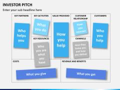 Investor pitch PPT slide 33