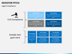 Investor pitch PPT slide 35