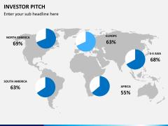 Investor pitch PPT slide 42
