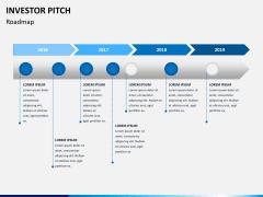 Investor pitch PPT slide 45