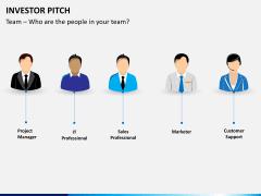 Investor pitch PPT slide 5