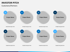Investor pitch PPT slide 7