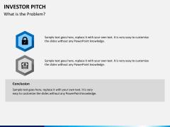 Investor pitch PPT slide 8